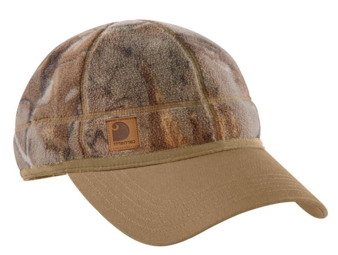 men s force griggs fleece hat realtree