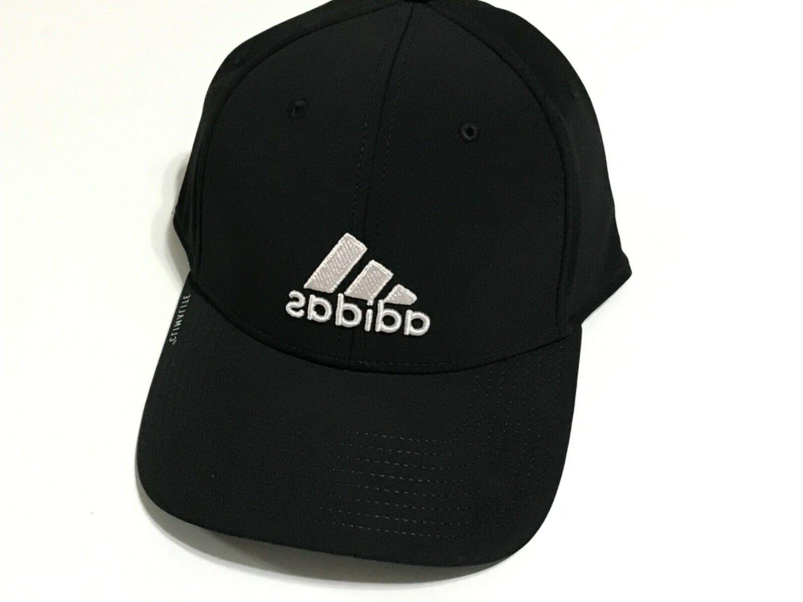 Adidas Men's Gameday Stretch Fit Hat S/M,