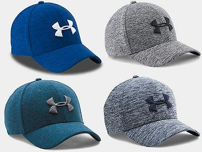 Under Armour Men's UA Twist Tech Closer Stretch Fit Cap Hat