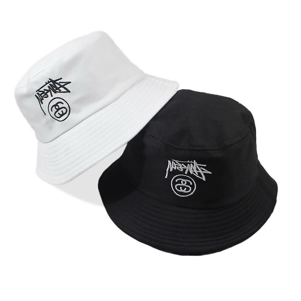 men women bucket hat outdoor sunhat fishing