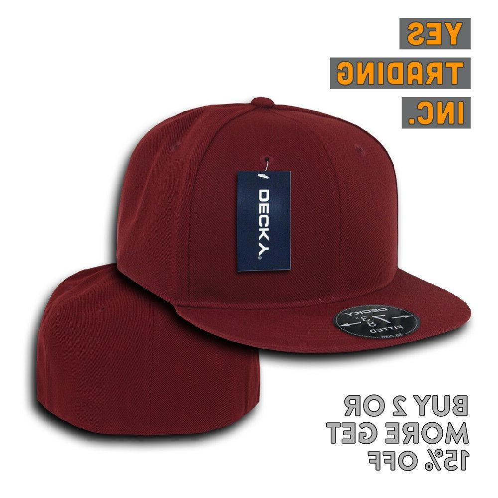 DECKY MENS CASUAL HAT RETRO HATS CAPS COLORS