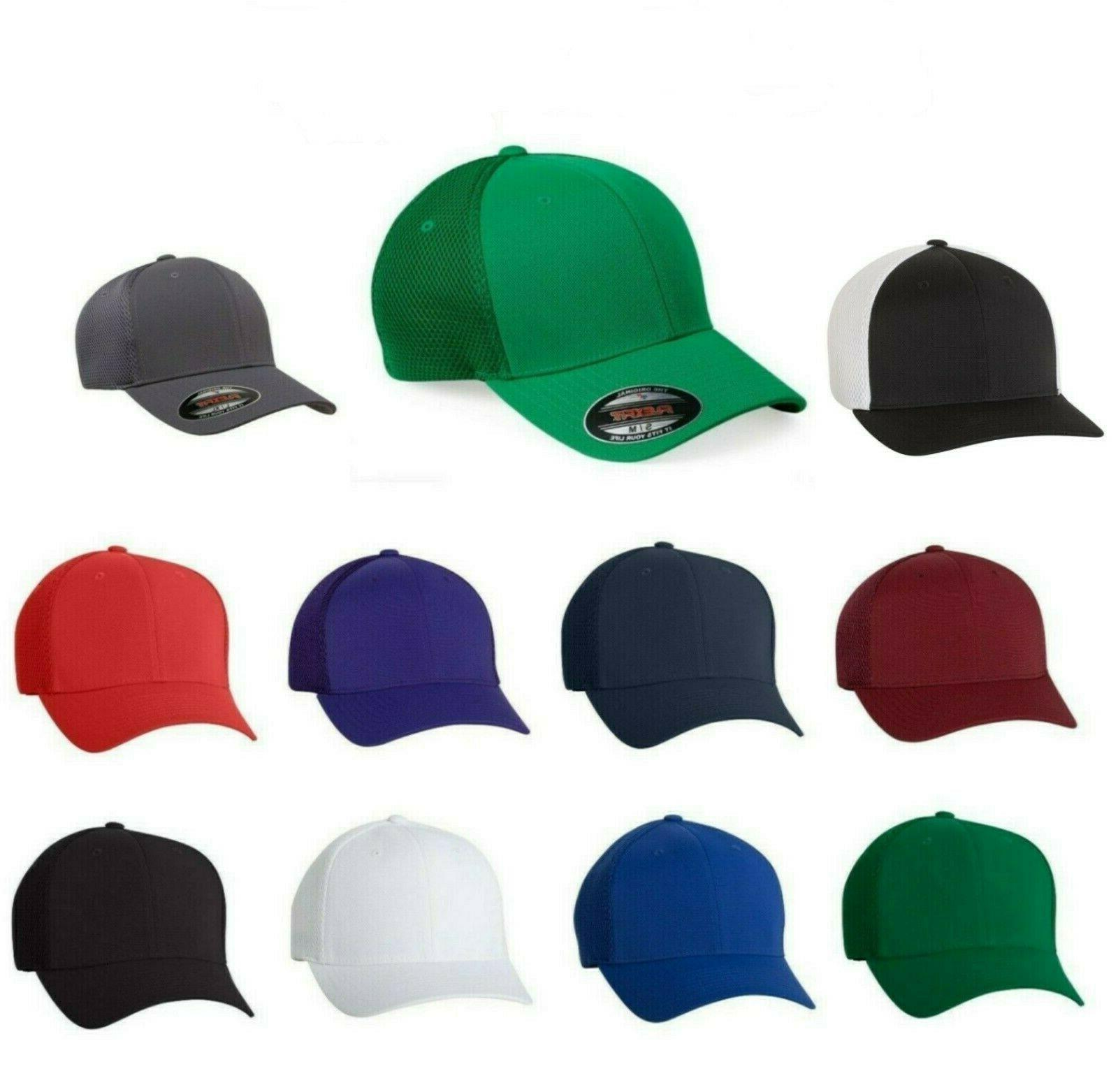 mens trucker cap with mesh sides
