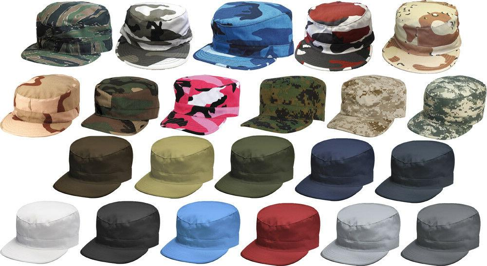 Military Tactical Uniform Hat Army