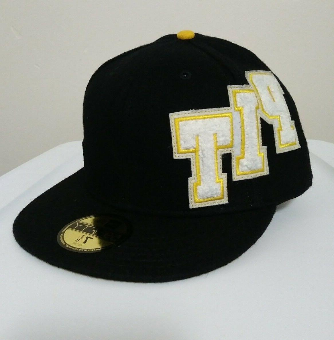 mlb pittsburgh pirates cap 59fifty fitted hat