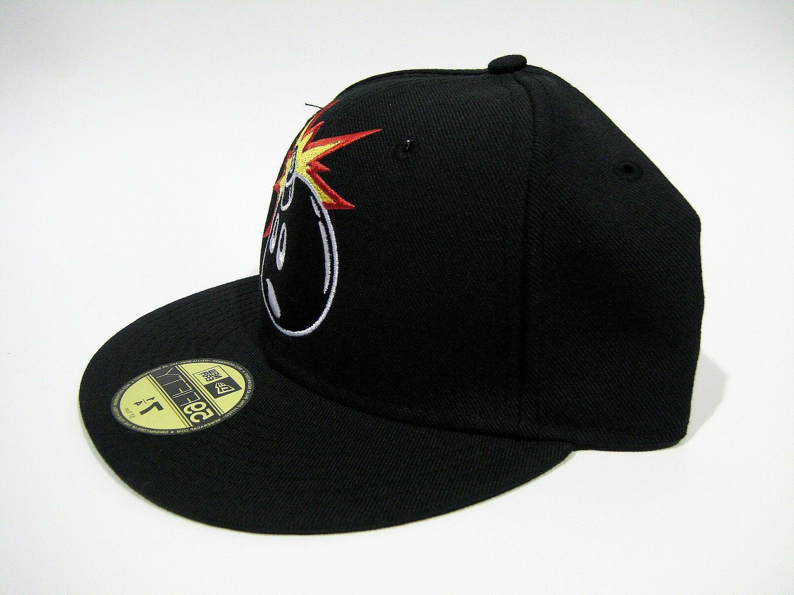 The New Fitted Hat Men's Cap 7 1/4