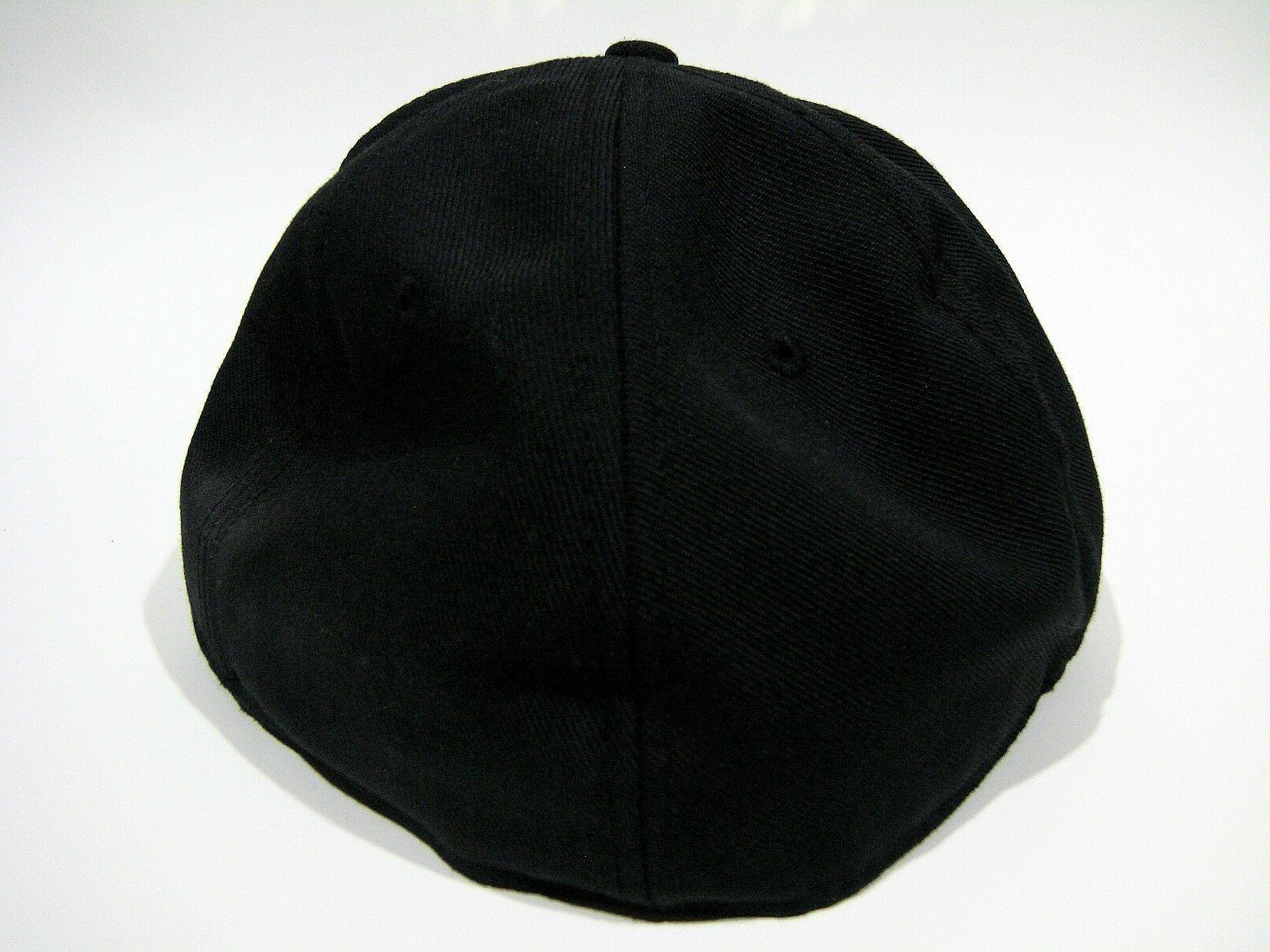 The Fitted Hat Men's Cap 1/4