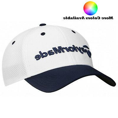 new golf performance cage fitted hat cap