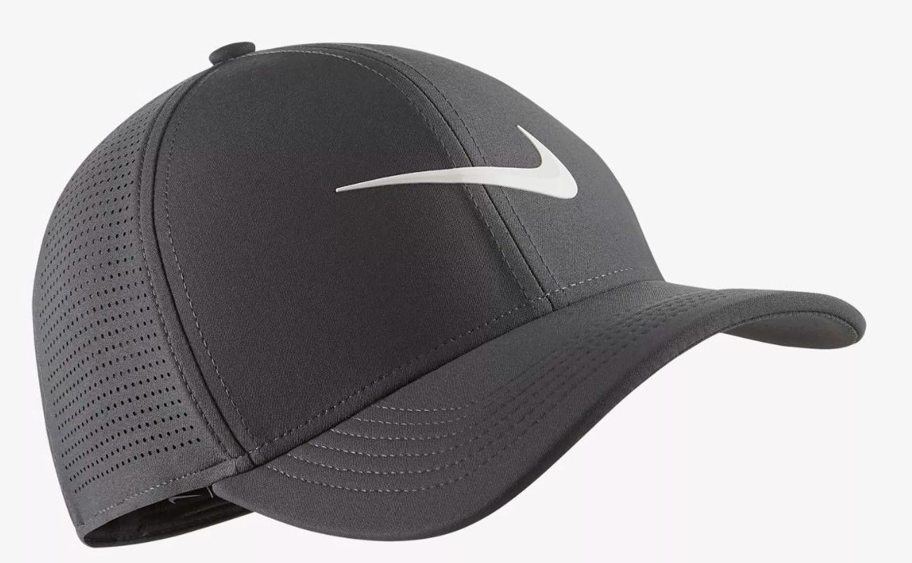 NEW NIKE GOLF 2018 AEROBILL CLASSIC 99 FITTED CAP HAT, ASSOR