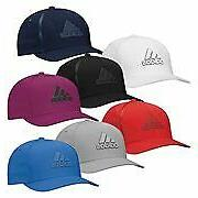 New Adidas Golf Tour Delta Textured Fitted Hat MOISTURE WICK