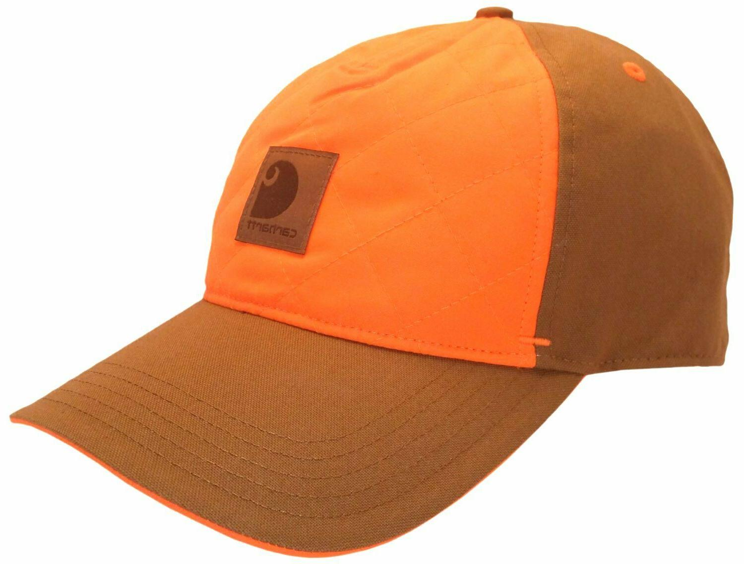 new mens quilted upland hat cap hunting