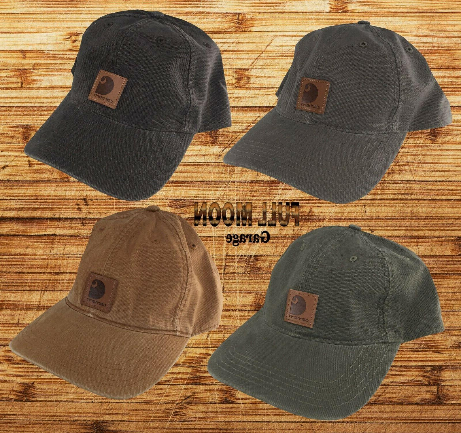 new odessa relaxed fit mens adjustable hat