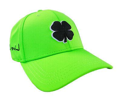 new premium clover 76 lime green black