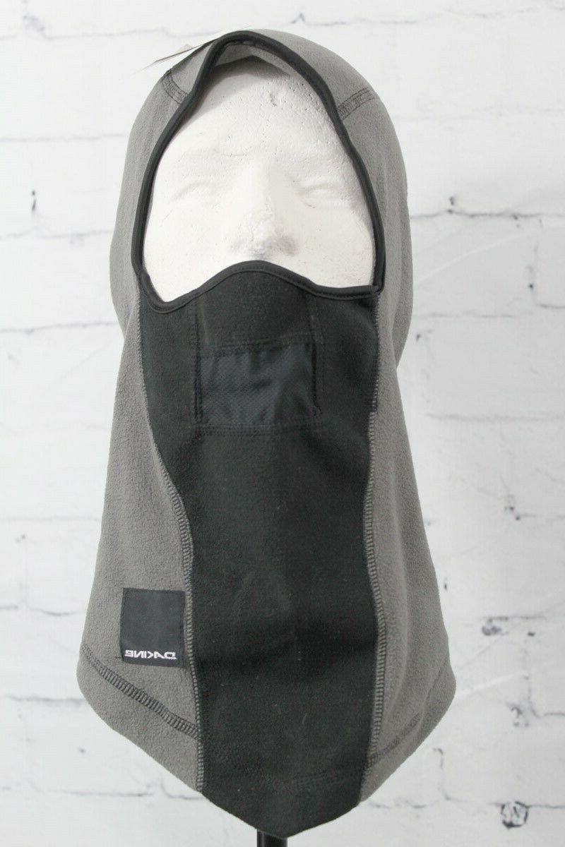 New with Tags Dakine Fitted Balaclava Charcoal