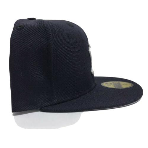 New Yankees Brim New Fitted