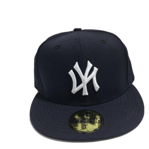 New Brim Fitted