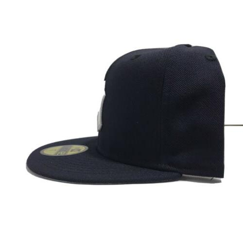 New York Brim New Fitted