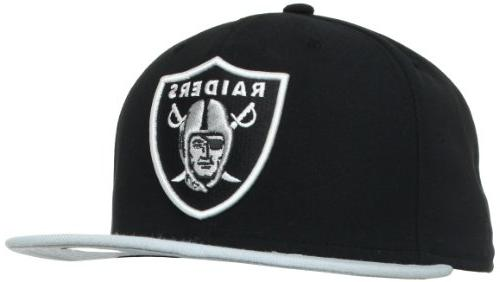 nfl oakland team 59fifty fitted