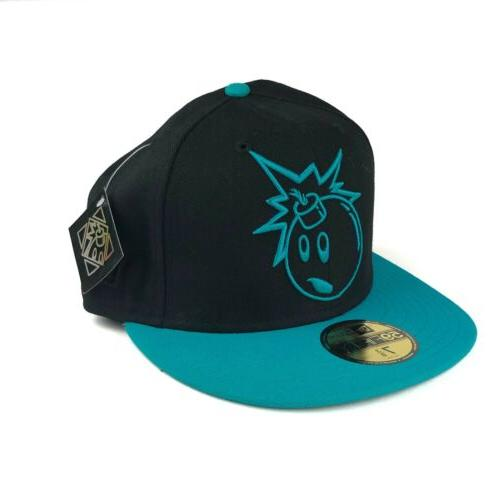 nwt the hundreds x fitted hat 59fifty