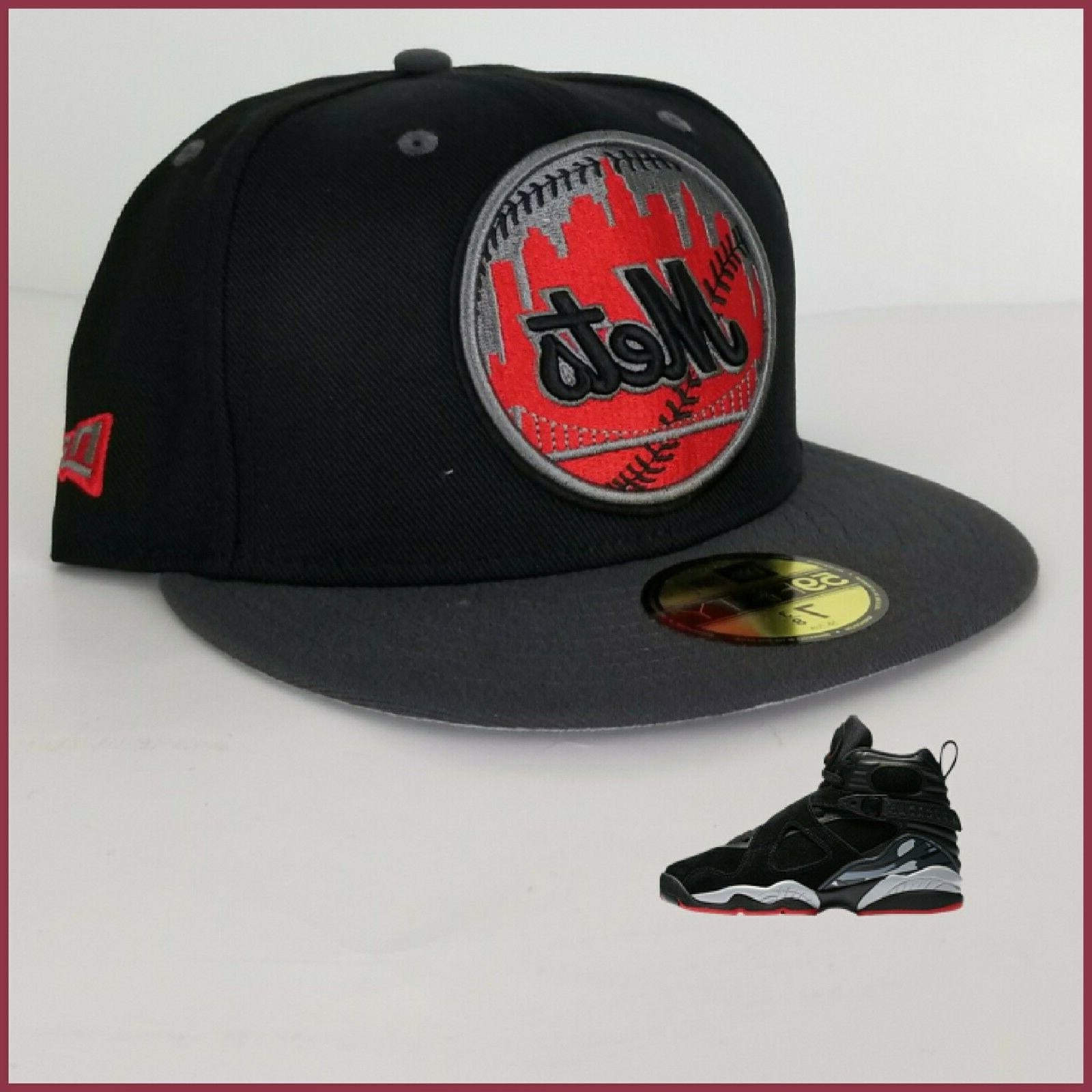 ny mets 59fifty fitted hat for jordan