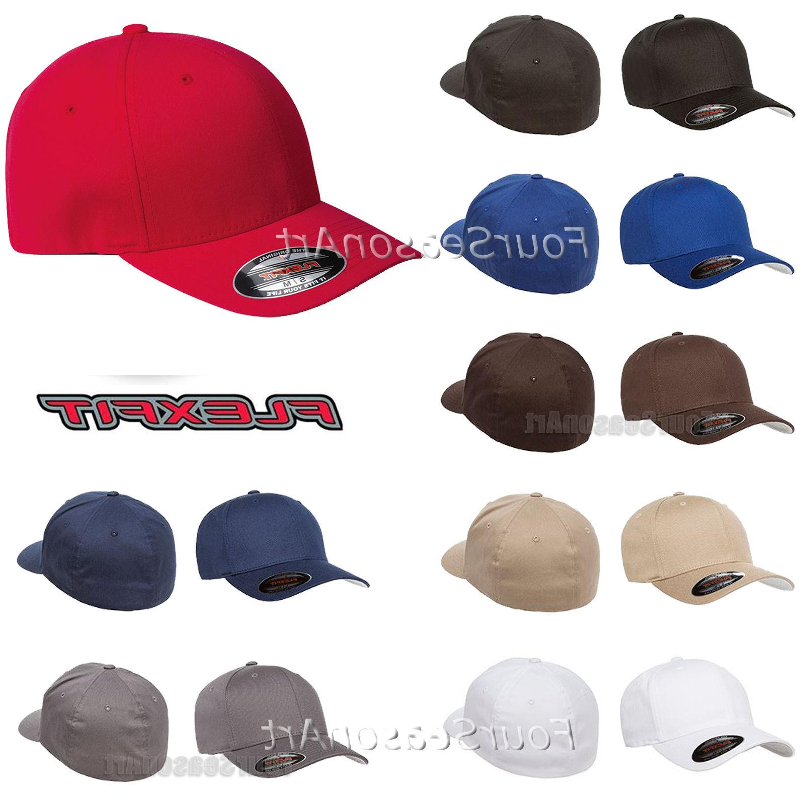 original fitted baseball hat wooly combed twill