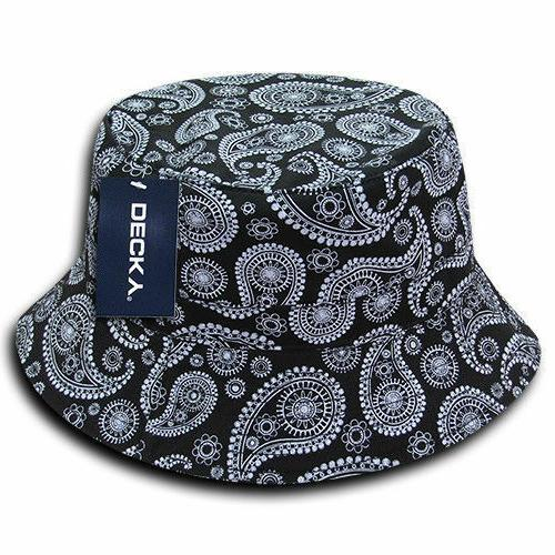 Decky Fitted Boonie Hats Caps