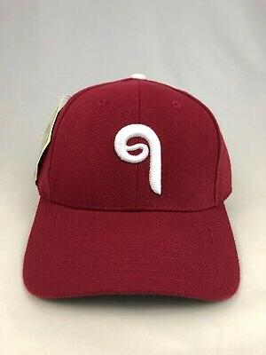philadelphia phillies retro 1980 cooperstown fitted hat