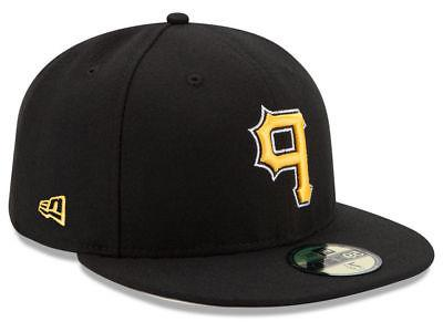 New Era Pittsburgh Pirates ALT 59Fifty Fitted Hat  MLB Cap