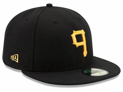 New Era Pittsburgh Pirates GAME 59Fifty Fitted Hat  MLB Cap