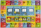KC CUBS Playtime Collection ABC Alphabet Seasons Months and