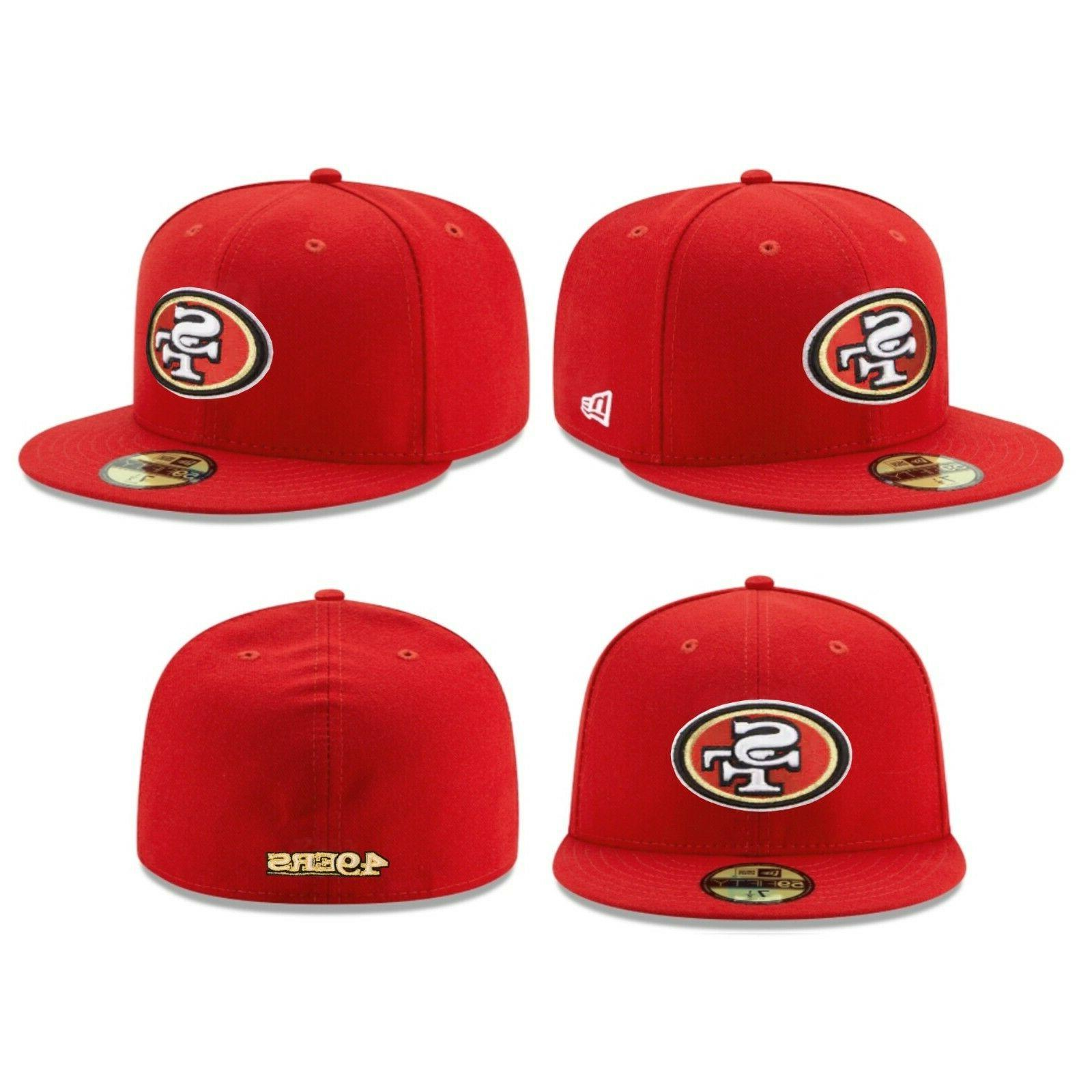 San NFL Authentic 59FIFTY Fitted Cap 5950