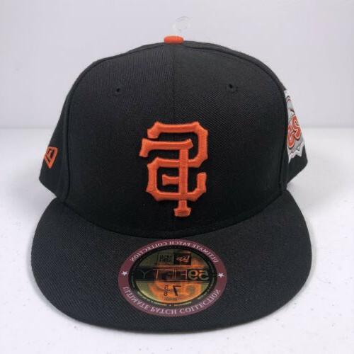 san francisco giants 25th ultimate patch brand