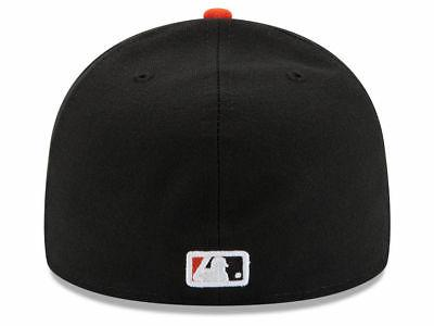 New Era Francisco SF GAME Fitted Hat MLB