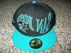 san jose sharks new nwt mens fitted