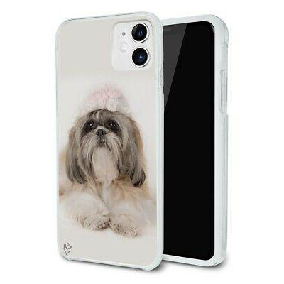 Shih Tzu Dog Precious Knit Hat Slim Hybrid Case Fit iPhone 8
