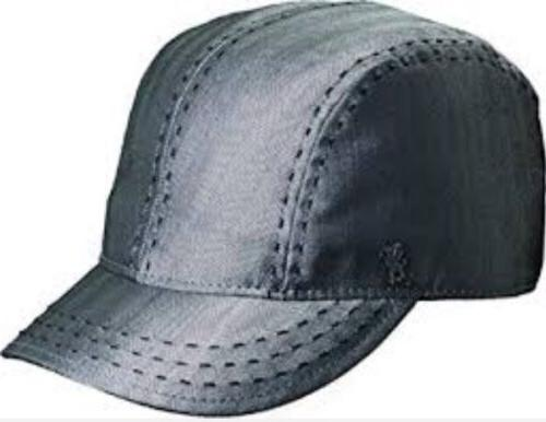 slick hat modern ball cap l gray