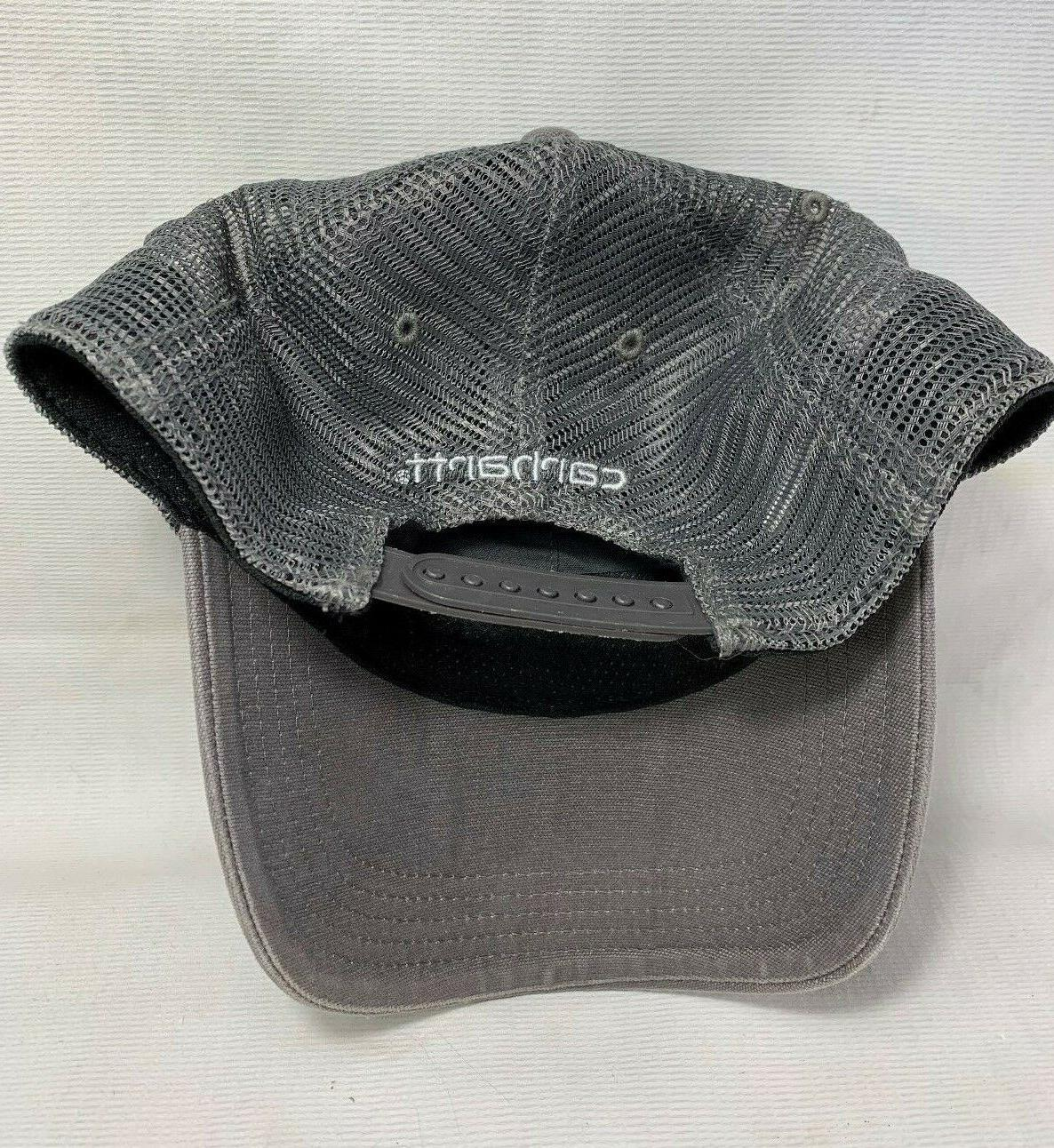 Carhartt Mesh back cap unstructured patch