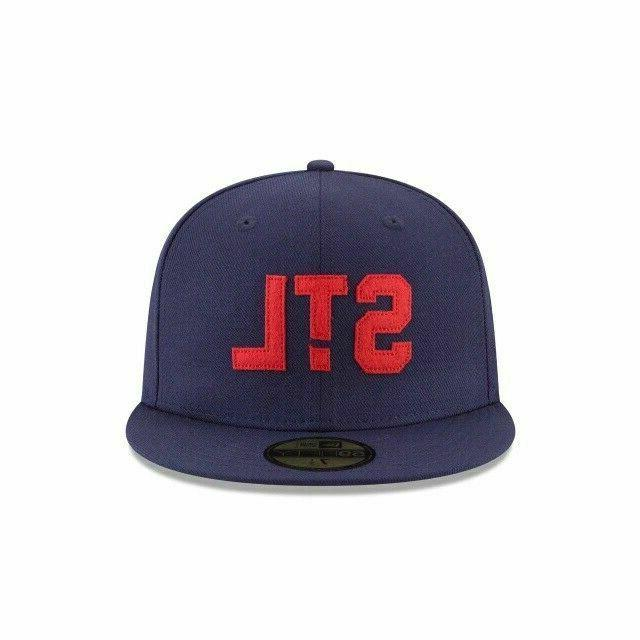 St. Louis MLB New Era Coll. 59FIFTY Fitted