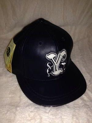 STALL & DEAN LEATHER IVY LEAGUE YALE FITTED HATMORE SIZES AV