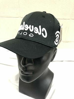tour fit mesh fitted hat black s