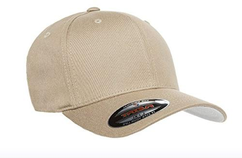 v cotton twill fitted hat 5001 xxl