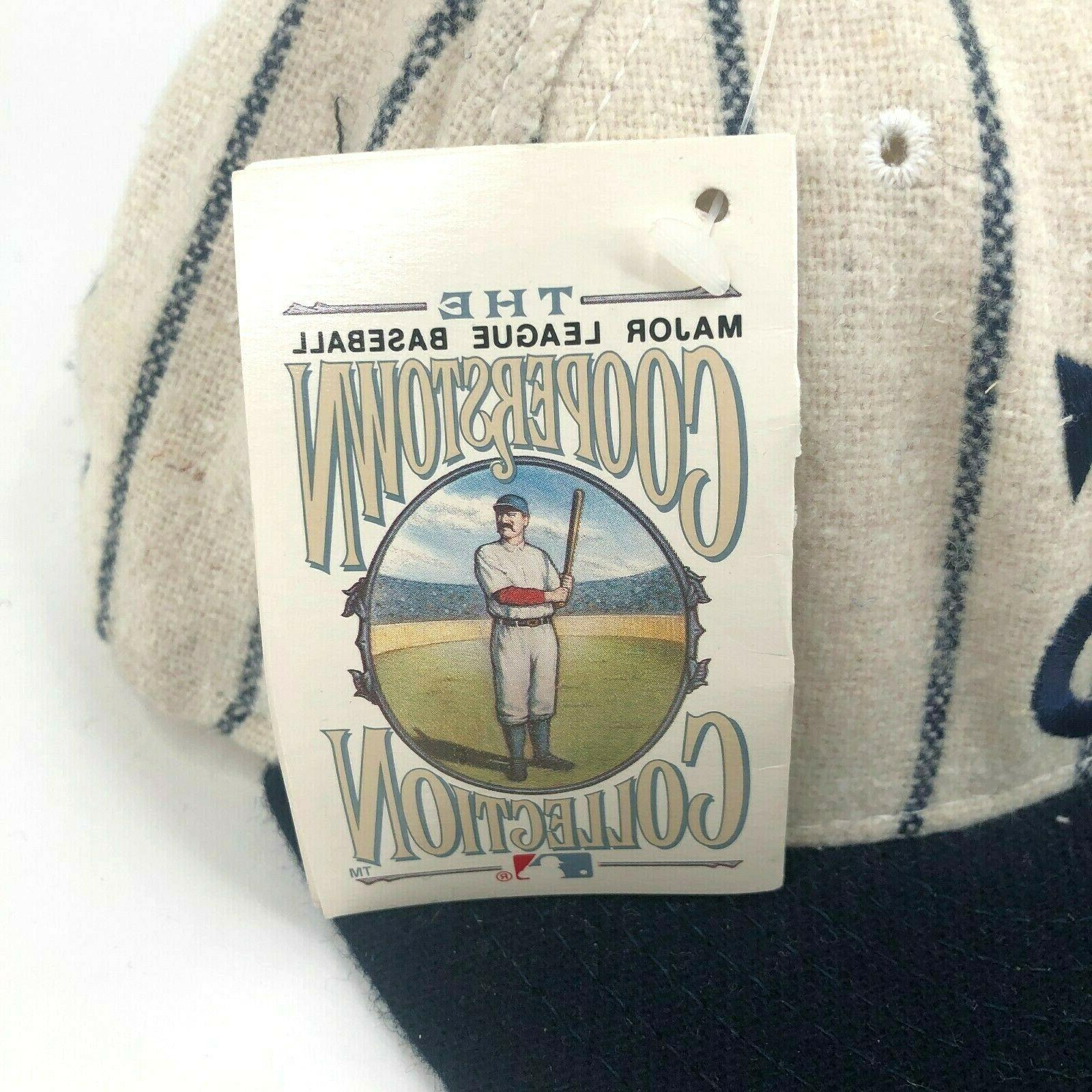Vintage White Sox American Needle Fitted Wool Ivory Blue