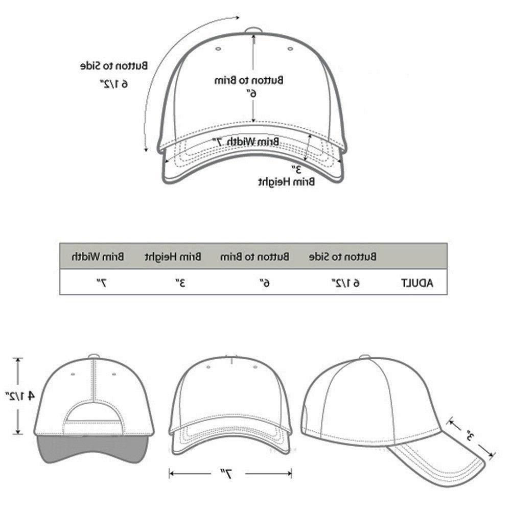 Wholesale 12pcs Baseball Cap Adjustable Size