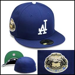 New Era LA Dodgers Fitted Hat 1963  World Series Side Patch