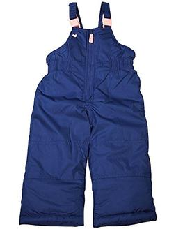 Carter's - Little Girls Bib Snowpant, Navy 38345-5/6
