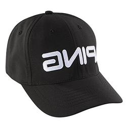 live lucky fitted golf cap