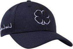 Black Clover LIVE LUCKY Premium Fitted Cap Hat