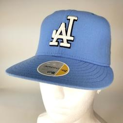 Los Angeles Dodgers NEW ERA 5950 Fitted Hat Cap Size 6 7/8 B