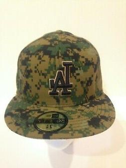 Los Angeles Dodgers New Era 59Fifty Memorial day Camo Fitted