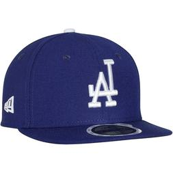 LOS ANGELES DODGERS MLB YOUTH ON FIELD NEW ERA 59FIFTY FITTE