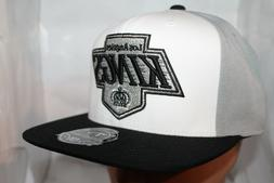 Los Angeles Kings NHL Mitchel & Ness Vintage Hockey Fitted,C